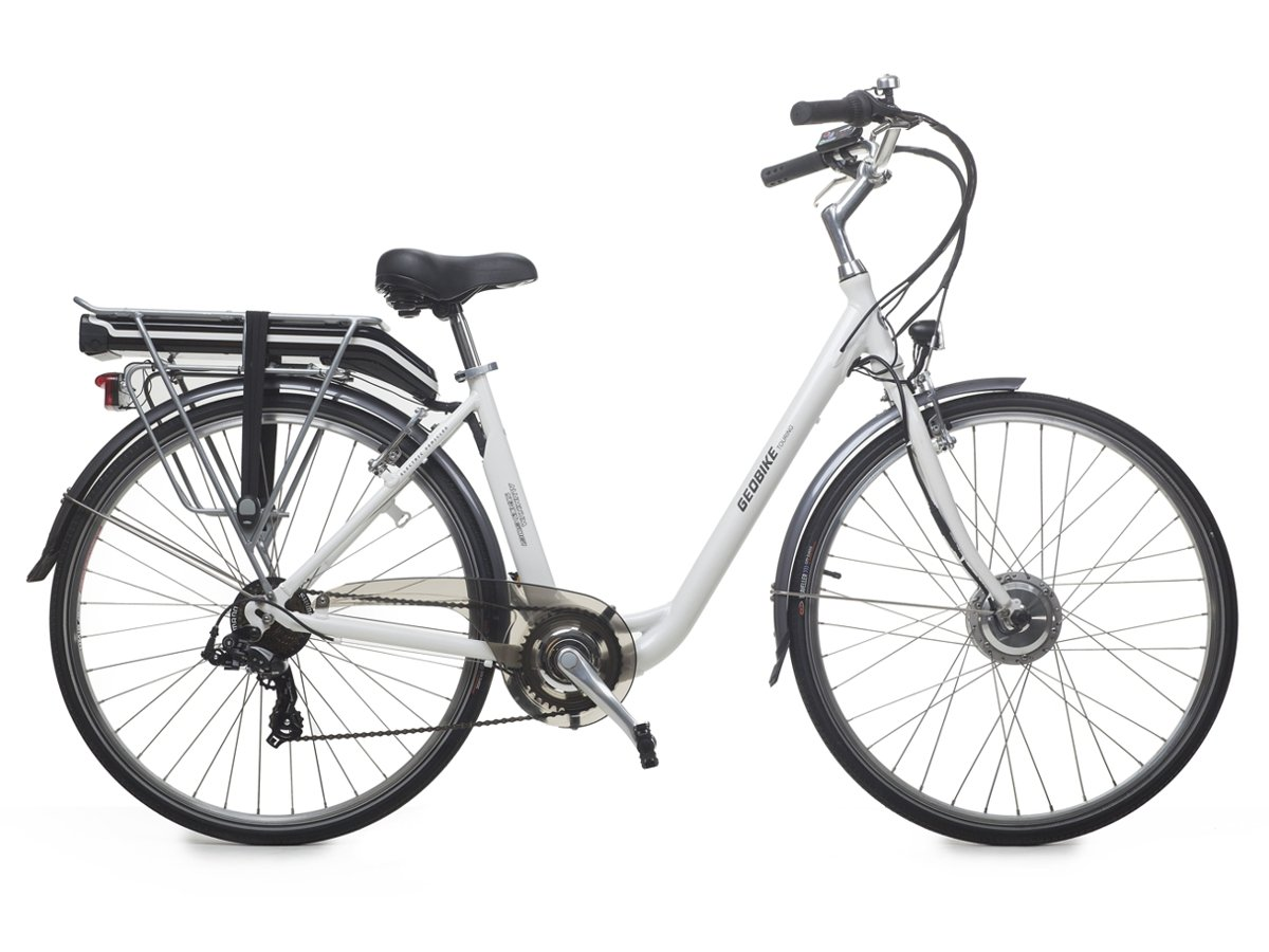 electric city bicycle geobike touring electric bikes. Black Bedroom Furniture Sets. Home Design Ideas