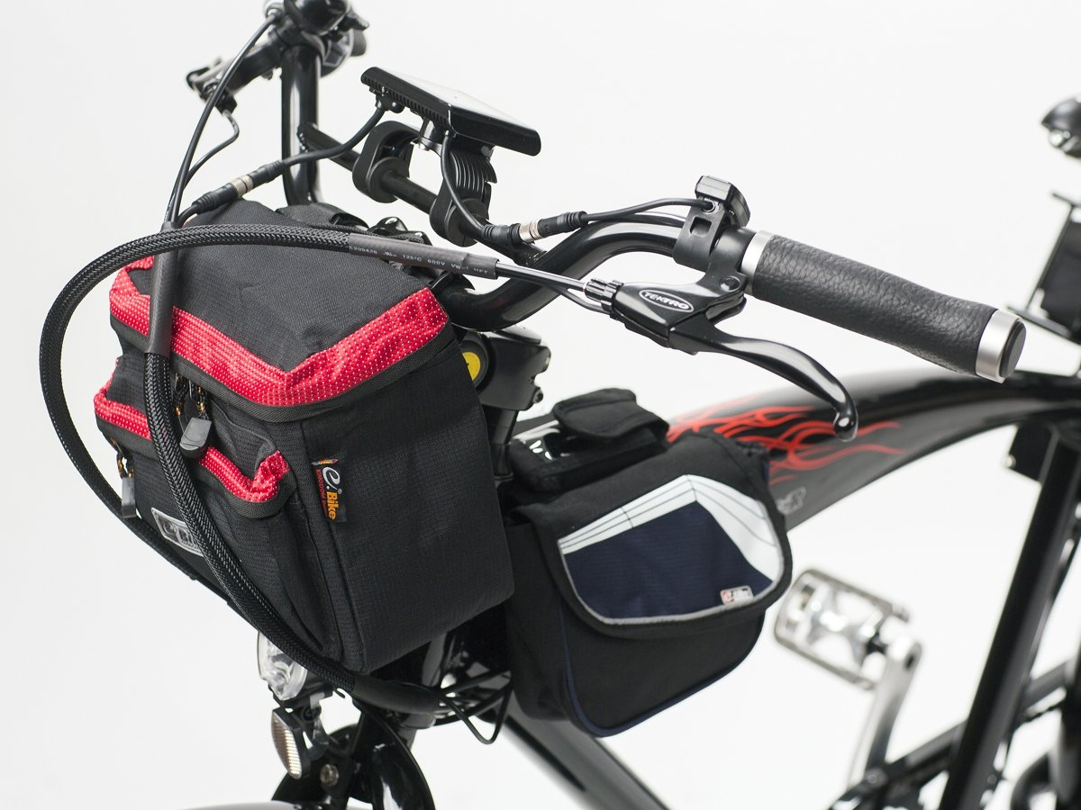 frame bag e bike navy accessories e bike bike bags. Black Bedroom Furniture Sets. Home Design Ideas