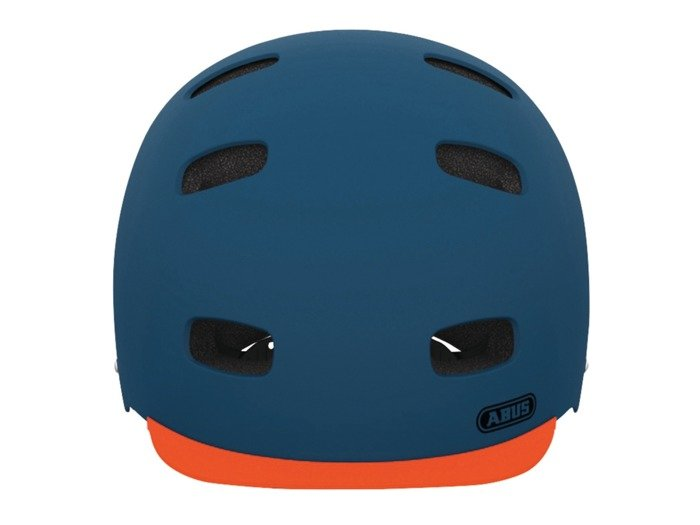 bicycle helmet ABUS Scraper v.2 / blue