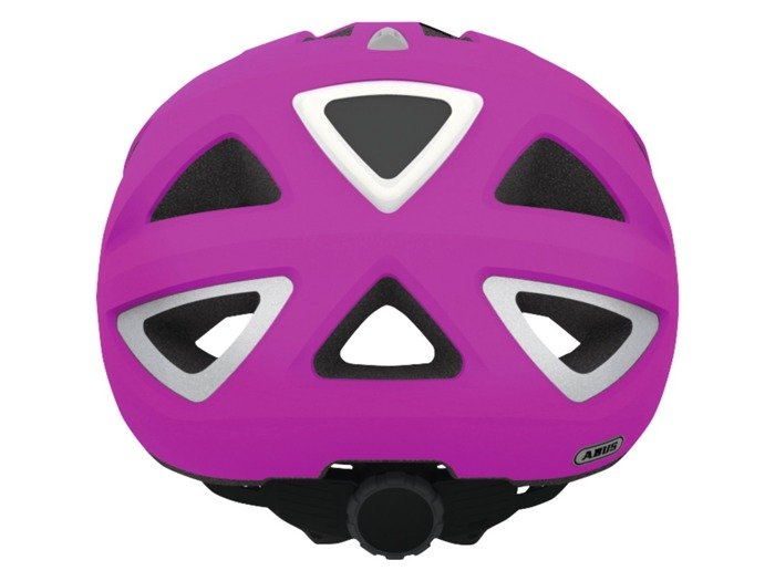 bicycle helmet ABUS Urban v.2 Neon / pink