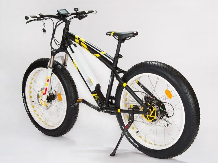 electric bicycle GEOBIKE Big Apple S / battery 10.4 Ah
