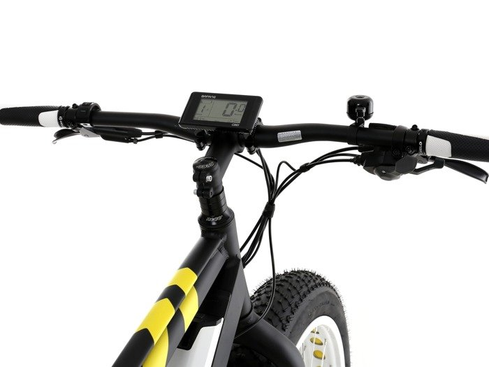 electric bicycle GEOBIKE Big Apple / battery 13 Ah