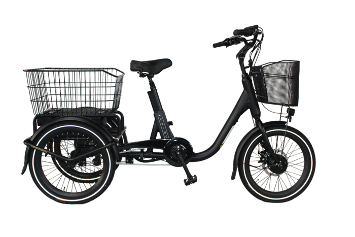 electric bicycle tricycle GEOBIKE Ewing 13 Ah