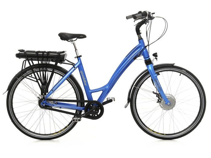 electric city bicycle GEOBIKE Alpino SX / battery 13 Ah