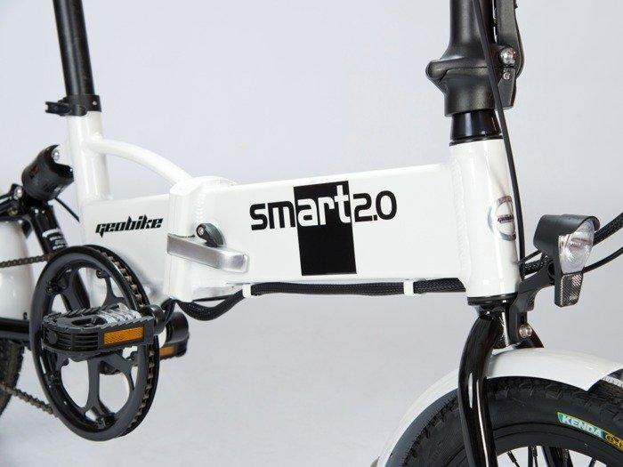 electric folding bicycle GEOBIKE Smart 2.0