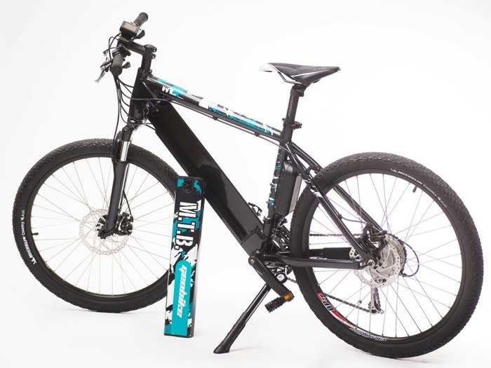 electric mountain bicycle GEOBIKE MTB