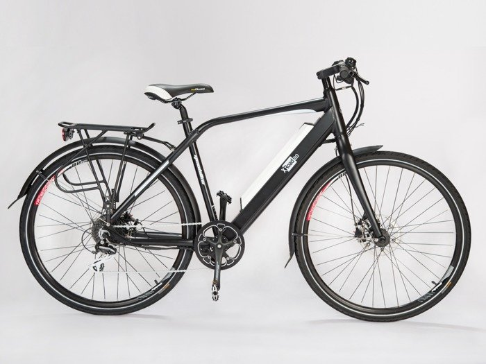 electric road bicycle GEOBIKE X-Road 2.0 S / battery 13 Ah