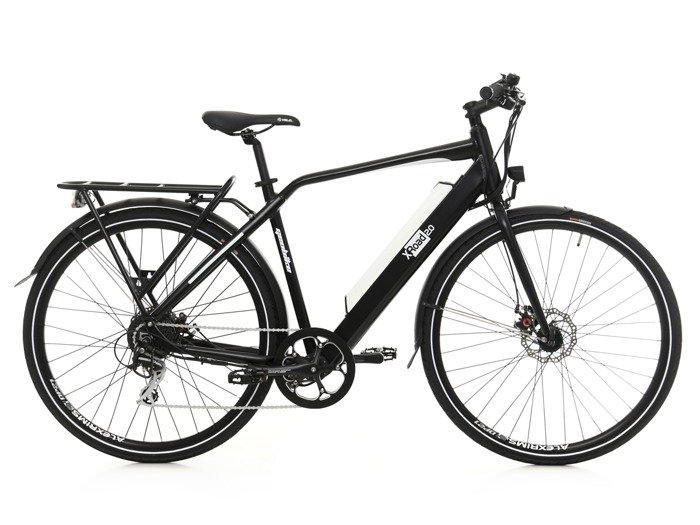 electric road bicycle GEOBIKE X-Road 2.0 / battery 13 Ah