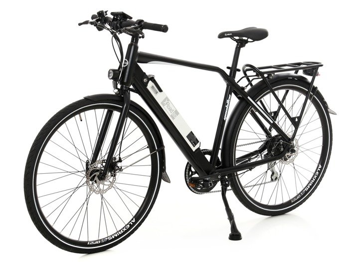 electric road bicycle GEOBIKE X-Road 2.0 / battery 14.5 Ah