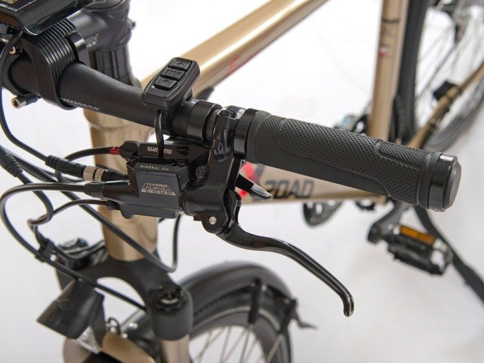 electric road bicycle X-Road 3.0