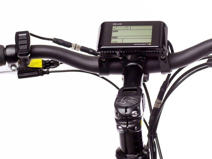 electric trekking bicycle GEOBIKE Finisterre