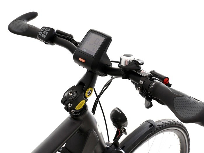 electric trekking bicycle GEOBIKE Horn MD / battery 13 Ah