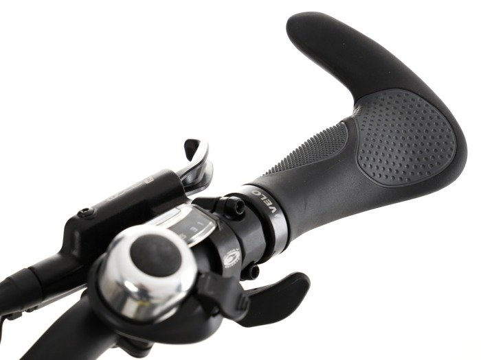 electric trekking bicycle GEOBIKE Horn / battery 10.4 Ah