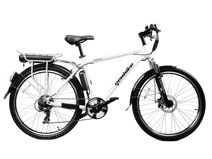 electric trekking bicycle GEOBIKE Nordkapp
