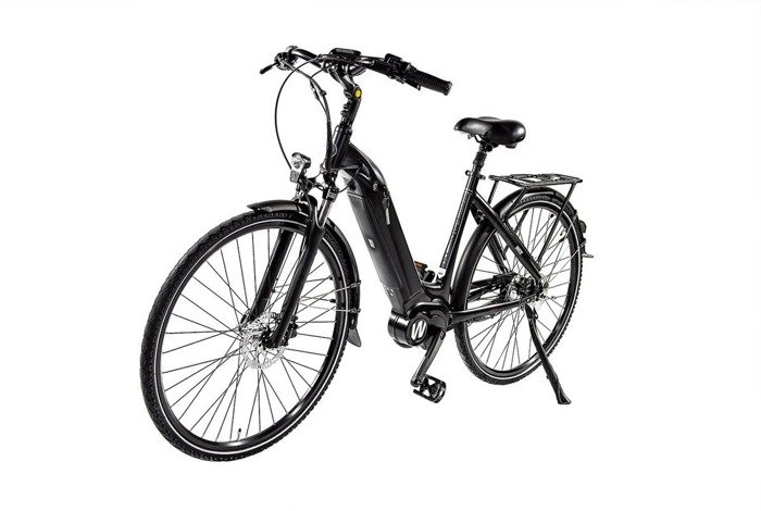 electric trekking bicycle WEE Beast CC / battery 672 Wh