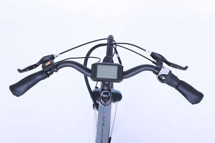 electric trekking bicycle WEE Calcite / battery 17.5 Ah