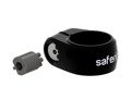 saddle lock IXOW Safering Allure Keycode 28,6 mm / black
